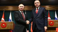 Vladimir Putin'den Recep Tayyip Erdoğan'a tebrik