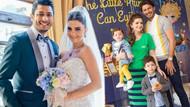 Bedri Güntay'dan eşi Pelin Karahan'a: Umarım 40'ı da beraber kutlarız