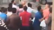 Gebze'de çocuklara istismarda bulunduğu iddia edilen Afgan'a linç girişimi