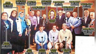 FETÖ lideriyle fotoğraf çektiren 5 AKP'li tekrar mecliste