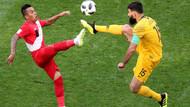 Peru Avustralya karşısında ilk puanını aldı