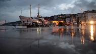 İstanbul'da yağış kaça kadar sürecek?
