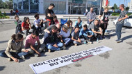 CHP'de oturma eylemine son verildi