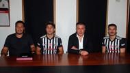 Beşiktaş, Dorukhan Toköz ve Güven Yalçın'ı açıkladı