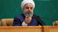 İran Cumhurbaşkanı Ruhani: ABD'ye diz çöktüreceğiz