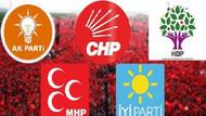 Yerel seçimler için 5 partiye 670 milyon lira verilecek; en fazla AKP, en az İyi Parti alacak