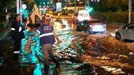 Son dakika: İstanbul'da sağanak yağış alarmı!