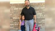 Babanın altına kaçıran kızına verdiği tepki herkesi hayran bıraktı