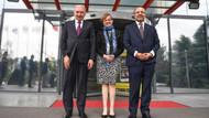 İBB Başkanı Mevlüt Uysal'dan Demirören Medya Grubu'na ziyaret