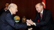 Erdoğan-Bahçeli görüşmesinden ayrıntılar: Her türlü desteği vereceğiz