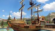 Karayip Korsanları, Sivas'a demir attı