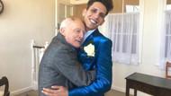 Emekli papazdan şaşırtan karar! 24'lük erkek modelle evlendi
