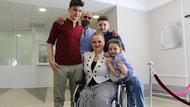 Vladimir Putin Ukraynalı İrina'yı Suriye'den kurtardı