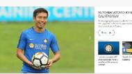 Inter'den açıklama! Yuto Nagatomo için anlaşıldı