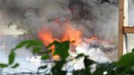 Yangın haberi ile gündeme gelen kundura fabrikasında hangi diziler çekildi?