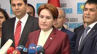 Akşener seçim gecesi istifa mı etti? Kulislerde şok iddia