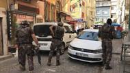 Kumkapı'da narko sokak operasyonu