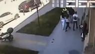 Beyoğlu'nda yabancı uyruklu kadına sebepsiz saldırı