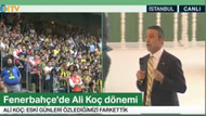 Fenerbahçe Başkanı Ali Koç: Yeni bir sayfa açıyoruz