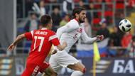 Maç sonucu:  Rusya 1 - 1 Türkiye
