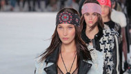 Bella Hadid ve Kaia Gerber New York'u salladı