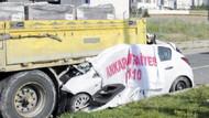 Ankara'da korkunç kaza: Aynı aileden 3 ölü, 1 ağır yaralı