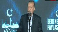 Cumhurbaşkanı Erdoğan: Onların tek derdi Erdoğan'ı göçertmek