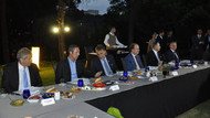 3 büyük kulübün başkanı iftar yemeğinde buluştu