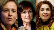 Yeni İspanyol kabinesinde erkekten çok kadın bakan var