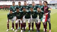 8 Meksikalı milli futbolcu, 30 hayat kadınıyla yakalandı!