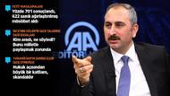 Adalet Bakanı Gül: FETÖ yargılamaları 2018'de tamamlanacak