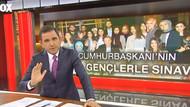 Fatih Portakal Erdoğan'a o soruyu soran genç kız için ne dedi?
