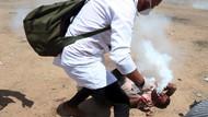 İsrail şiddeti devam ediyor! Kudüs Günü'nde çatışma