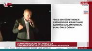 Erdoğan'dan Bahçeli'ye af şoku: Kimse oy için istismar etmesin