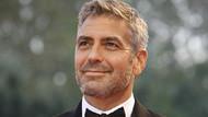 George Clooney trafik kazası geçirdi