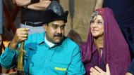 Maduro'dan Selvi boylum Al yazmalım paylaşımlı beraberlik mesajı