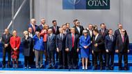 Cumhurbaşkanı Recep Tayyip Erdoğan NATO Zirvesi'nde