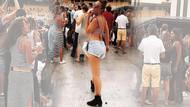 Ziynet Sali, Beyonce konserinde gençlere taş çıkardı!