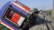 Tekirdağ'daki tren kazasının ardından TCDD Meteoroloji ile iletişime geçti