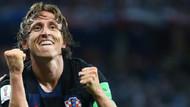 Mültecilikten Dünya Kupası'na finaline: Luka Modric