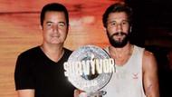 Acun Ilıcalı'dan Survivor şampiyonu Adem Kılıçcı için paylaşım