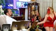 Adnan Oktar'ın kediciklerinden Brezilya poposu siparişi