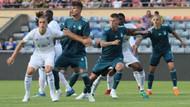 Fenerbahçe hazırlık maçında Lozan'a 2-1 kaybetti