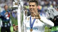 Cristiano Ronaldo Juventus'u solladı