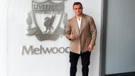 Xherdan Shaqiri Liverpool'da