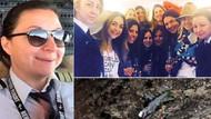 İran'da düşen Türk uçağındaki pilotun cesedi hala bulunamadı