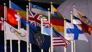 Neden hiçbir ülke bayrağında mor renk kullanmıyor?