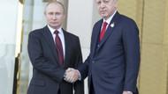 Son dakika: Erdoğan ve Putin'in sürpriz görüşmesi