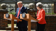 ABD Başkanı Trump CNN'den gelen soruları reddetti