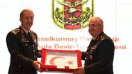 Hulusi Akar Genelkurmay Başkanlığı görevini üniformayla devretti